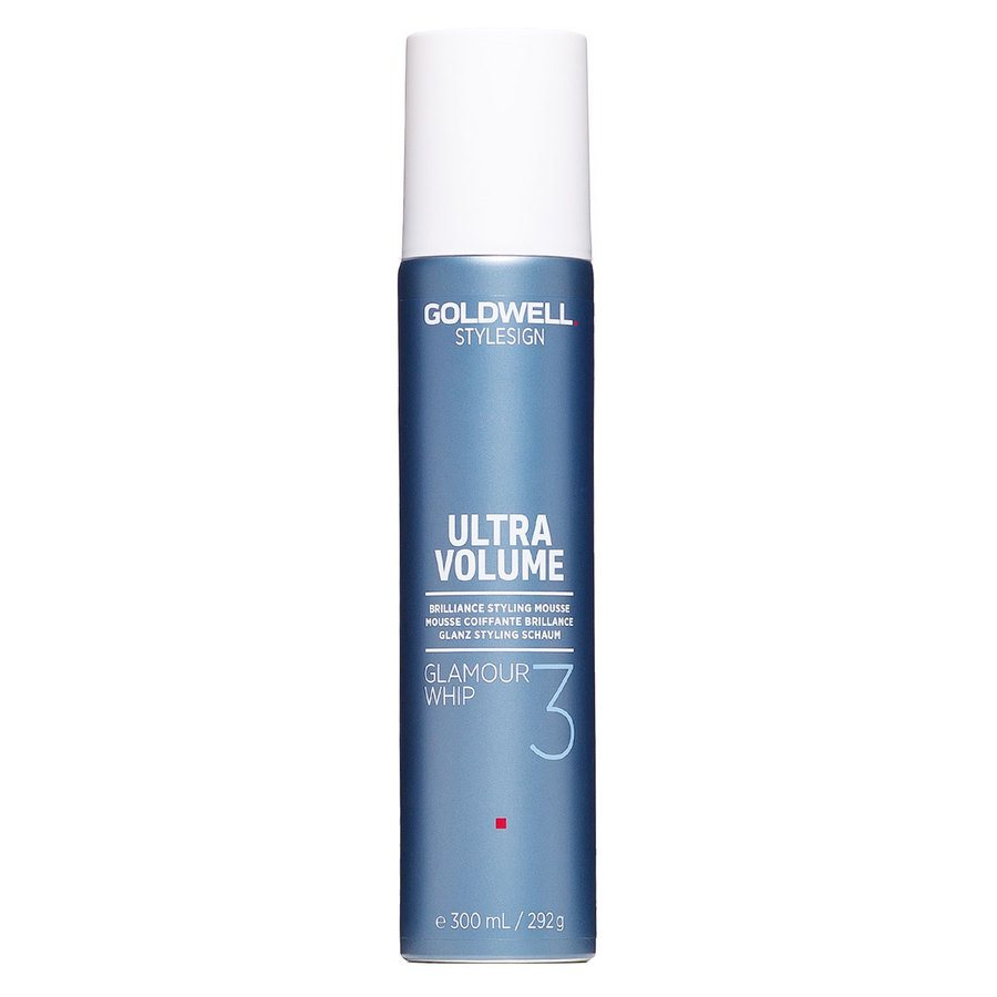 Goldwell Stylesign Ultra Volume Glamour Whip Styling Mousse 300ml