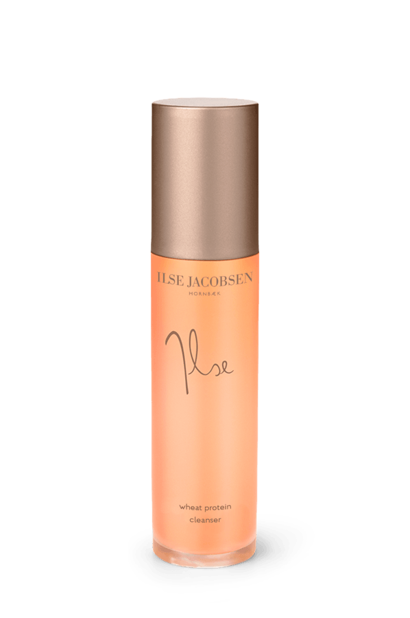 Ilse Jacobsen Wheat Protein Cleanser 100ml