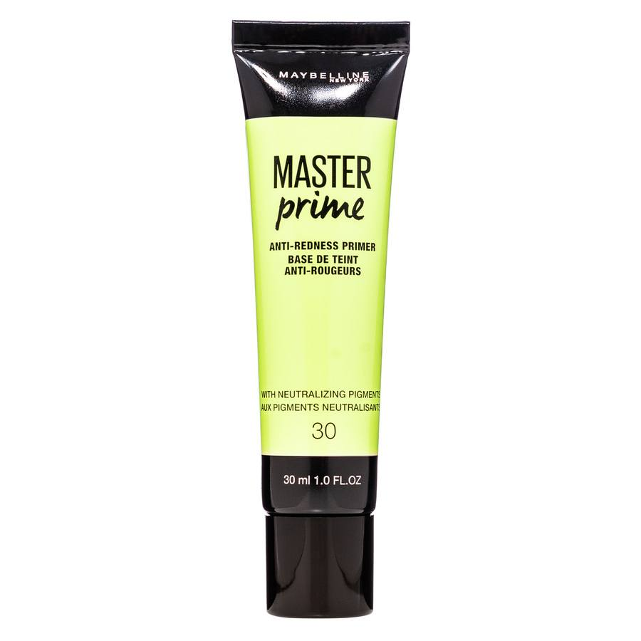 Maybelline Master Prime Anti-Redness Primer Base 30ml
