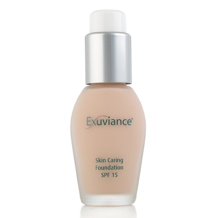 Exuviance CoverBlend Skin Caring Foundation SPF 15 Ivory 30ml