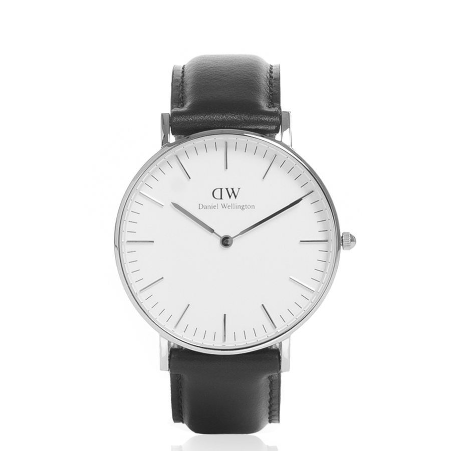 Daniel Wellington Classic Sheffield Silver 40mm 0206DW