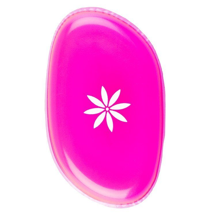 Brush Works HD Silicone Miracle Sponge Oval - Pink
