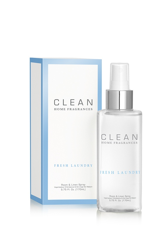 CLEAN Home Collection Fresh Laundry Linen/Room Spray 170ml