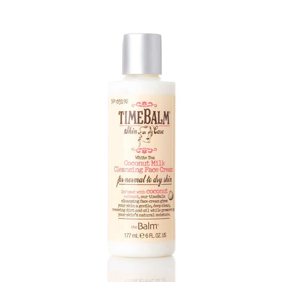 The Balm Coconut Milk Cleansing Face Cream 177ml