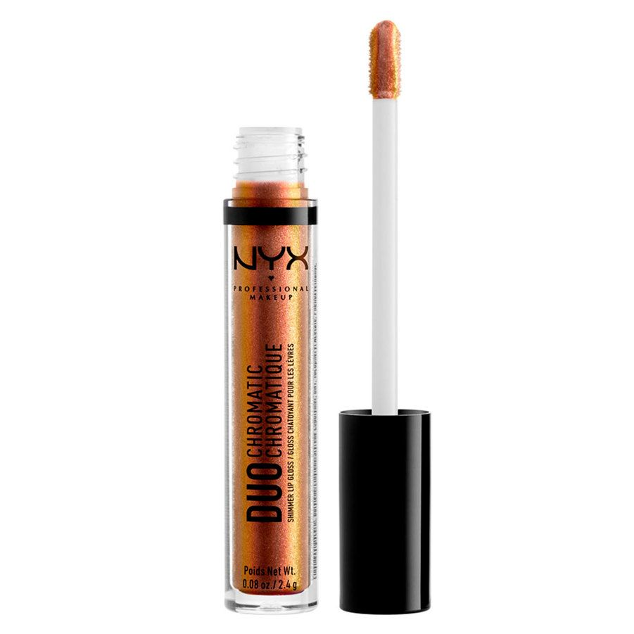 NYX Professional Makeup Duo Chromatic Lip Gloss Fairplay