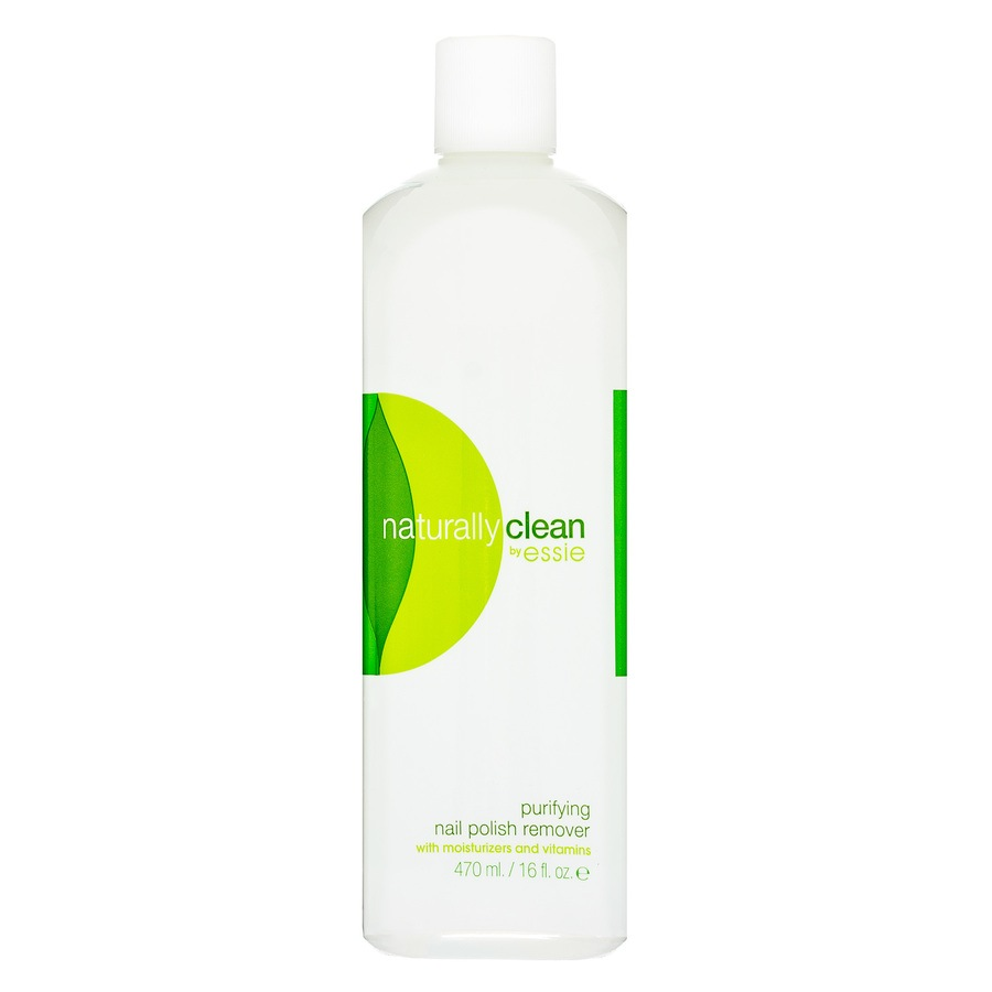 Essie Naturally Clean Purifying Nail Polish Remover 470ml