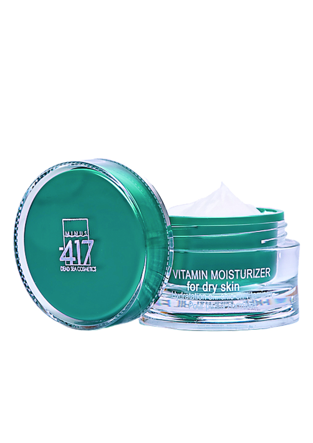 Minus417 Vitamin Moisturizer For Dry Skin 50ml