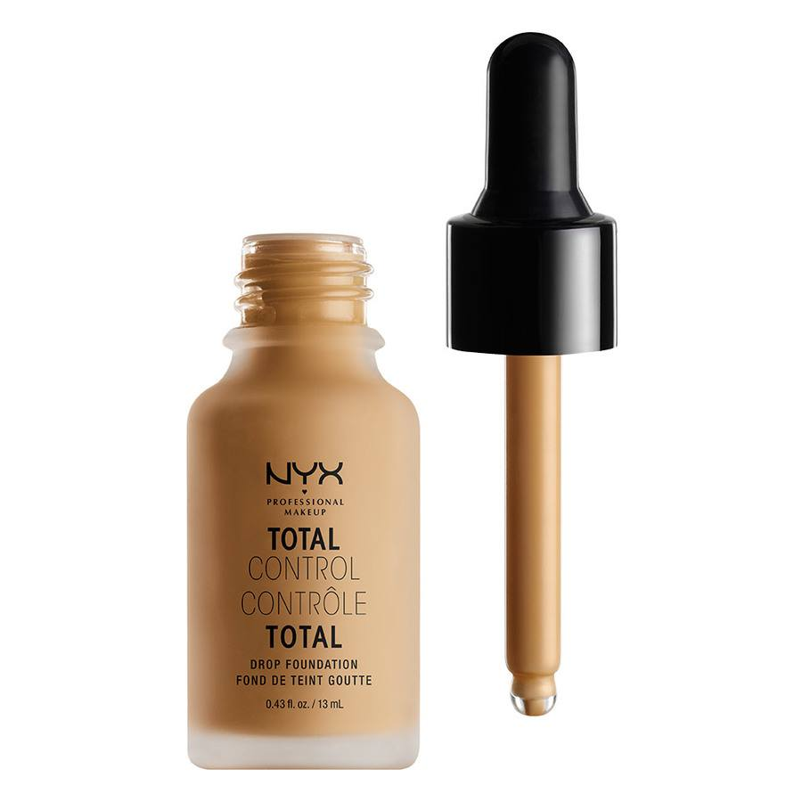 NYX Professional Makeup Total Control Drop Foundation Golden DF13 13ml