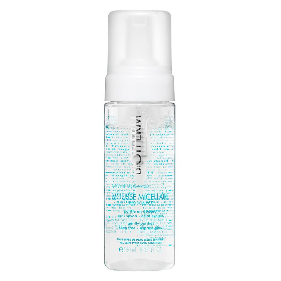 Biotherm Mousse Micellaire Cleanser Gently Purifies 150ml