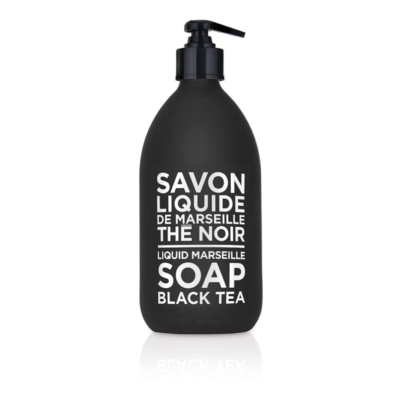 Compagnie De Provence Liquid Soap Black Tea 500ml