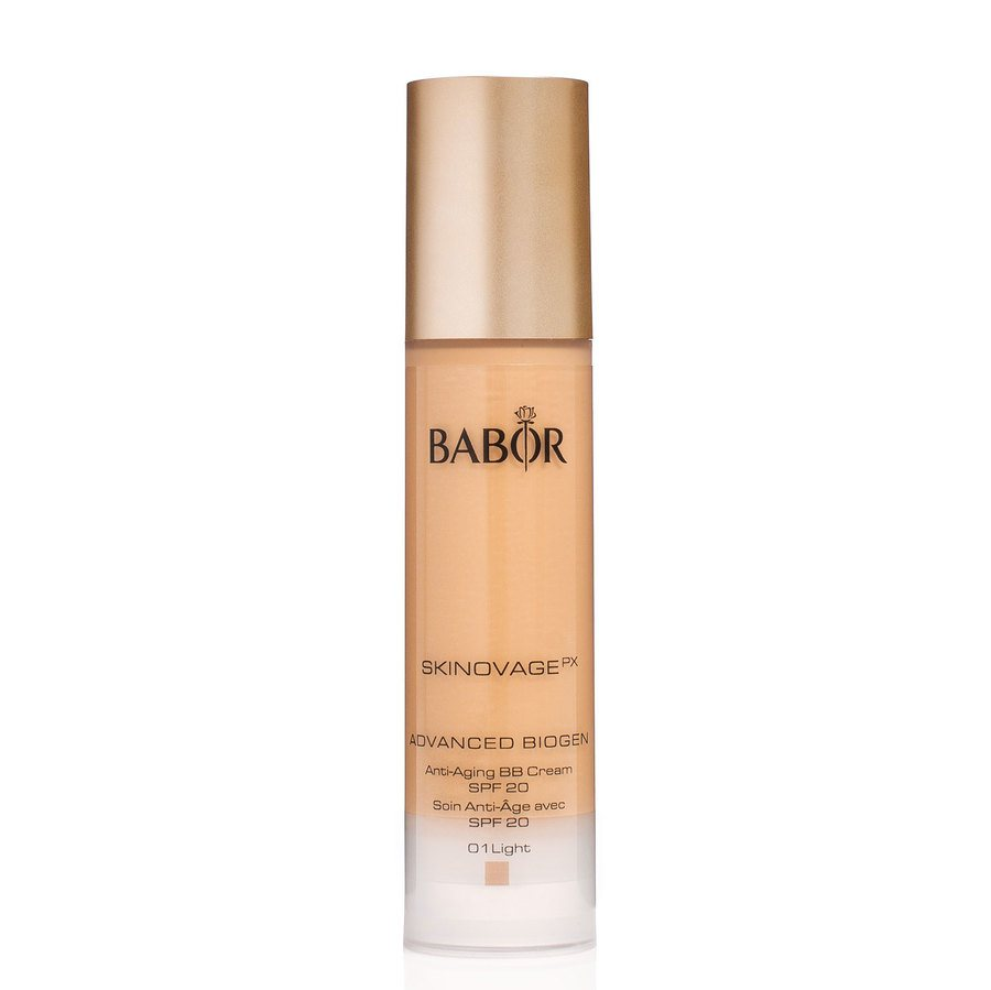 Babor Advanced Biogen Anti-Aging BB Cream 01 Light Spf 20 50ml