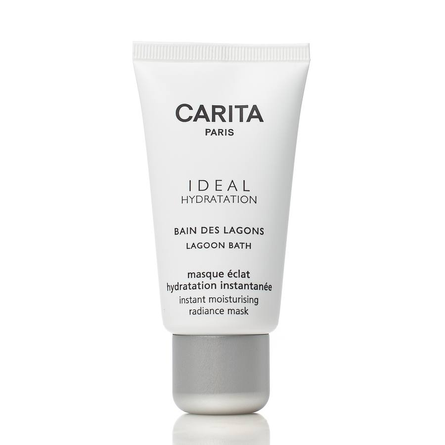 Carita Ideal Hydratation Lagoon Bath Instant Moisturising Radiance Mask 50ml