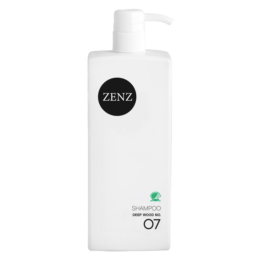 Zenz Organic No. 07 Deep Wood Shampoo 785ml