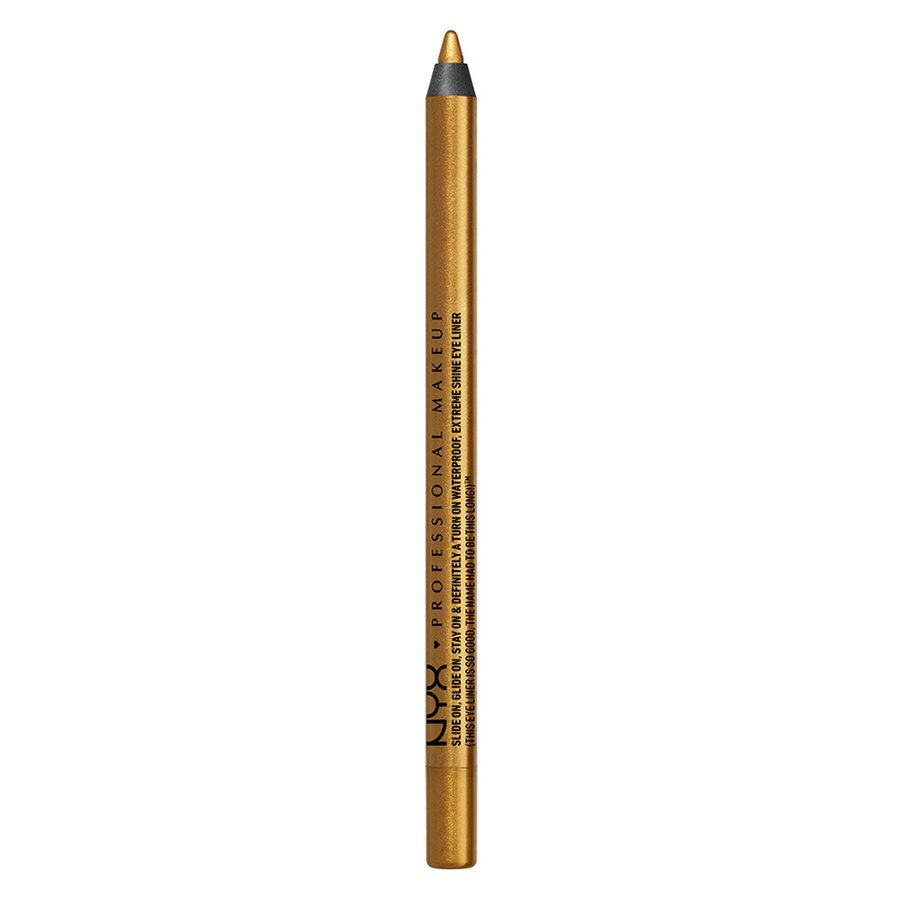 NYX Professional Makeup Slide On Eye Pencil Glitzy Gold