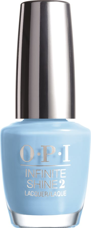 OPI Infinite Shine To Infinity & Blue-Yond ISL18