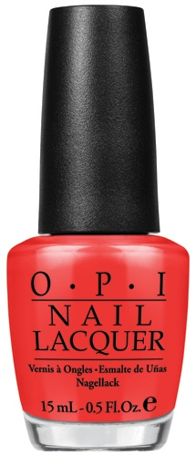 OPI Euro Centrale Collection My Paprika is Hotter than Yours 15ml