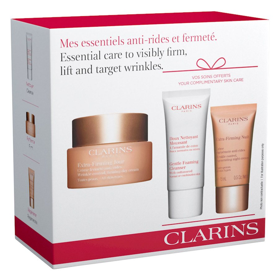 Clarins Extra-Firming Face Care Set