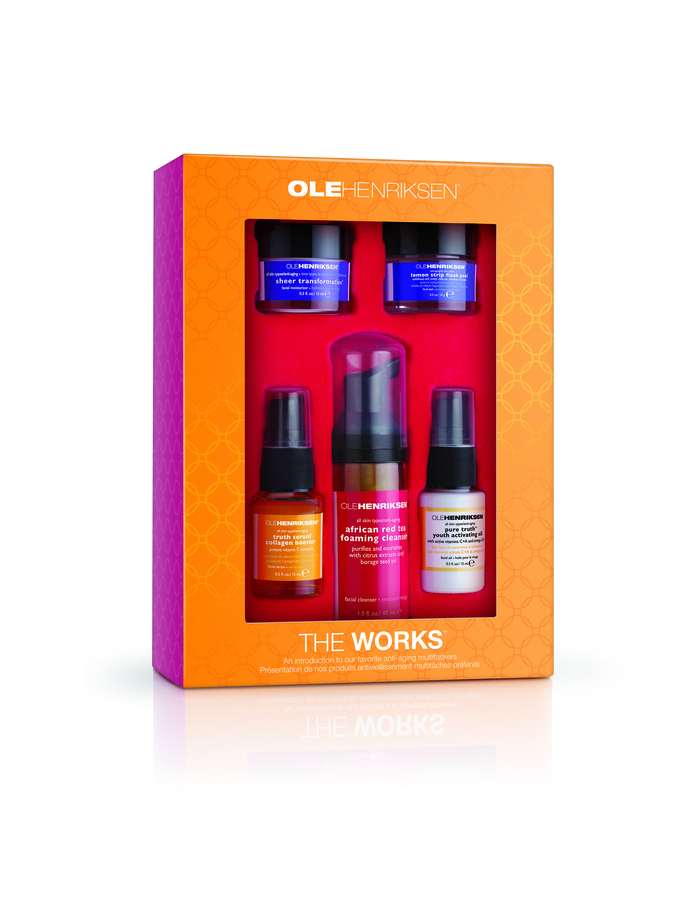 Ole Henriksen The Works Kit I 5 Deler
