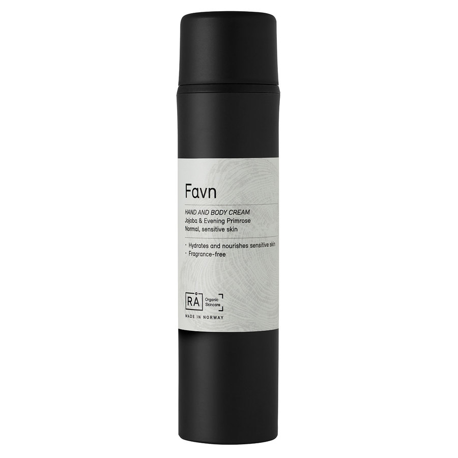 RÅ Organic Skincare Favn Hand And Body Cream 150ml