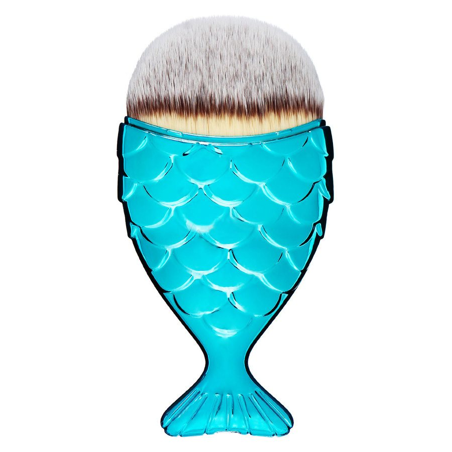 Mermaid Salon The Original Chubby Mermaid Brush Aqua