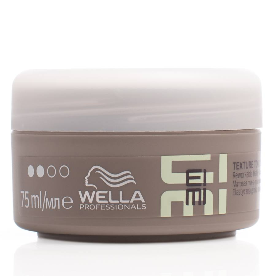 Wella Professionals Eimi Texture Touch Reworkable Matte Clay 75ml