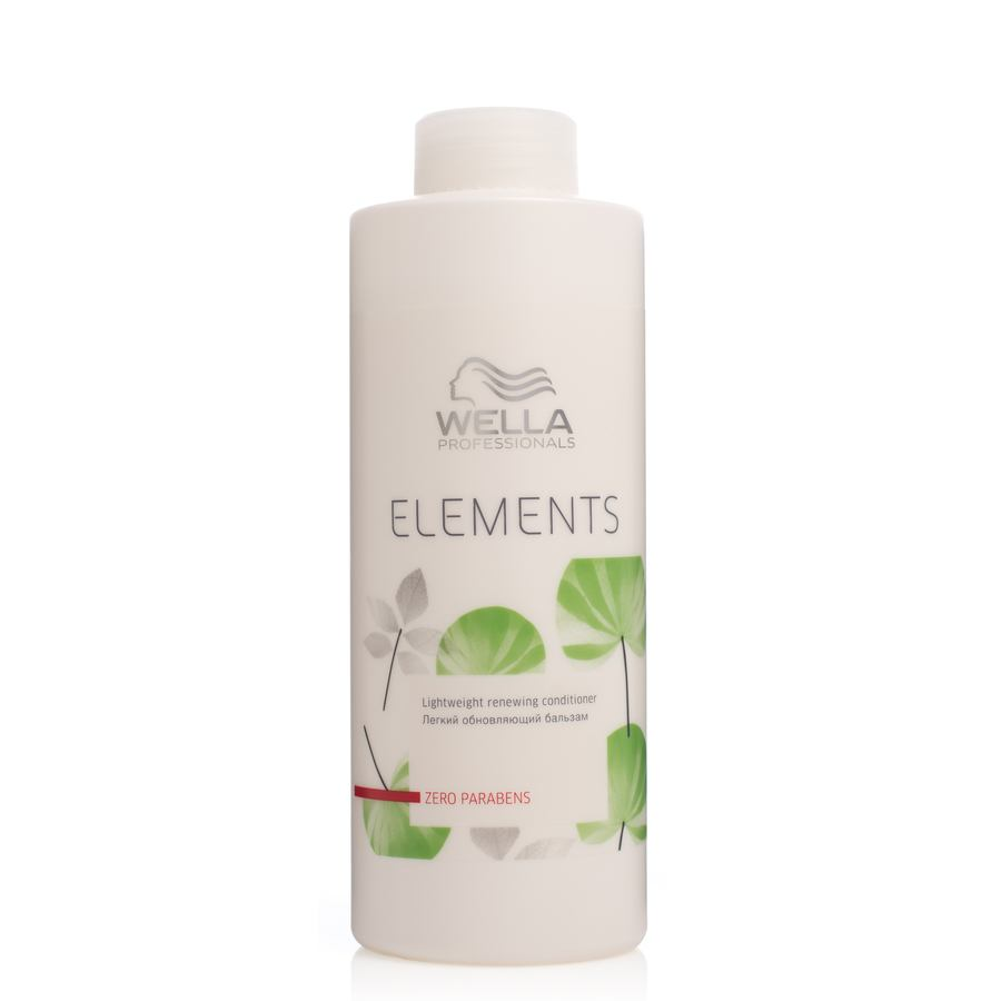 Wella Professionals Elements Lightweight Renewing Balsam 1000ml
