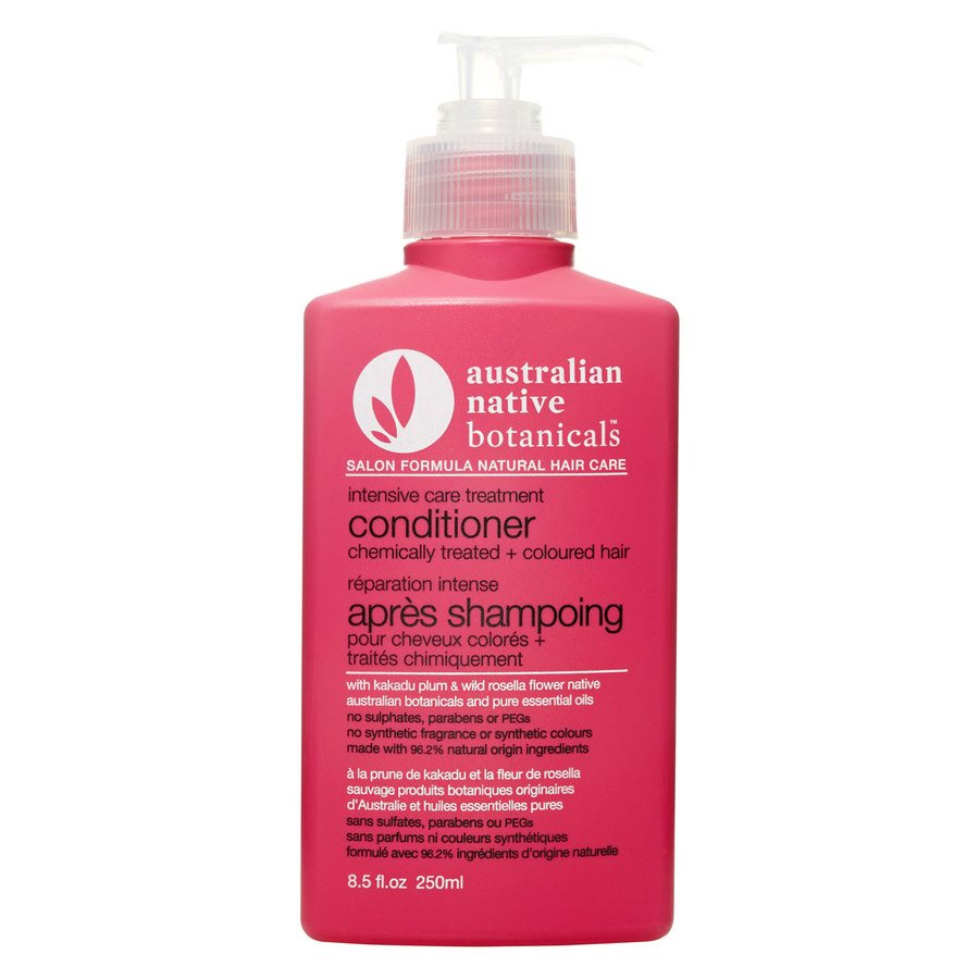 Australian Native Botanicals Conditioner For Chemically Treated & Coloured Hair 250ml