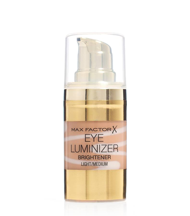 Max Factor Eye Luminizer Brightener Light/Medium 15ml