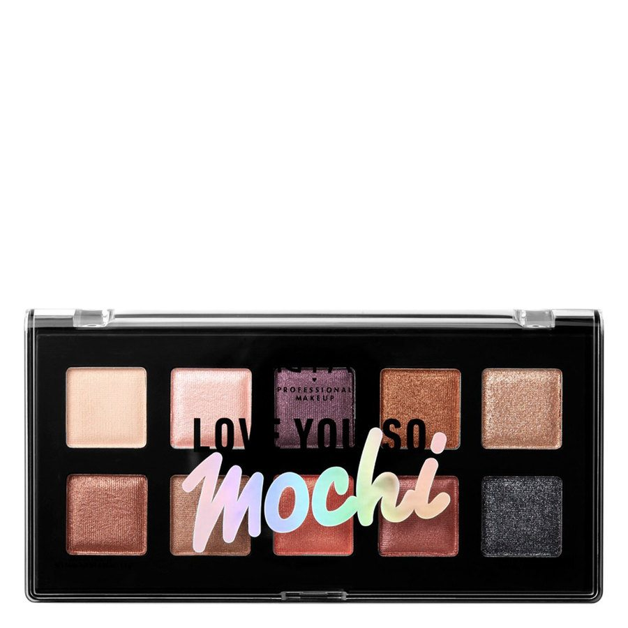 NYX Professional Makeup Love You So Mochi Palette Shade 02
