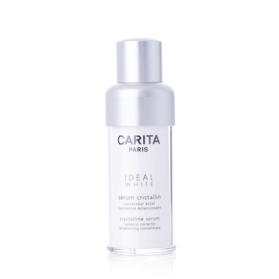 Carita Ideal White Crystalline Serum Radiance Corrector Brightening Concentrate 30ml
