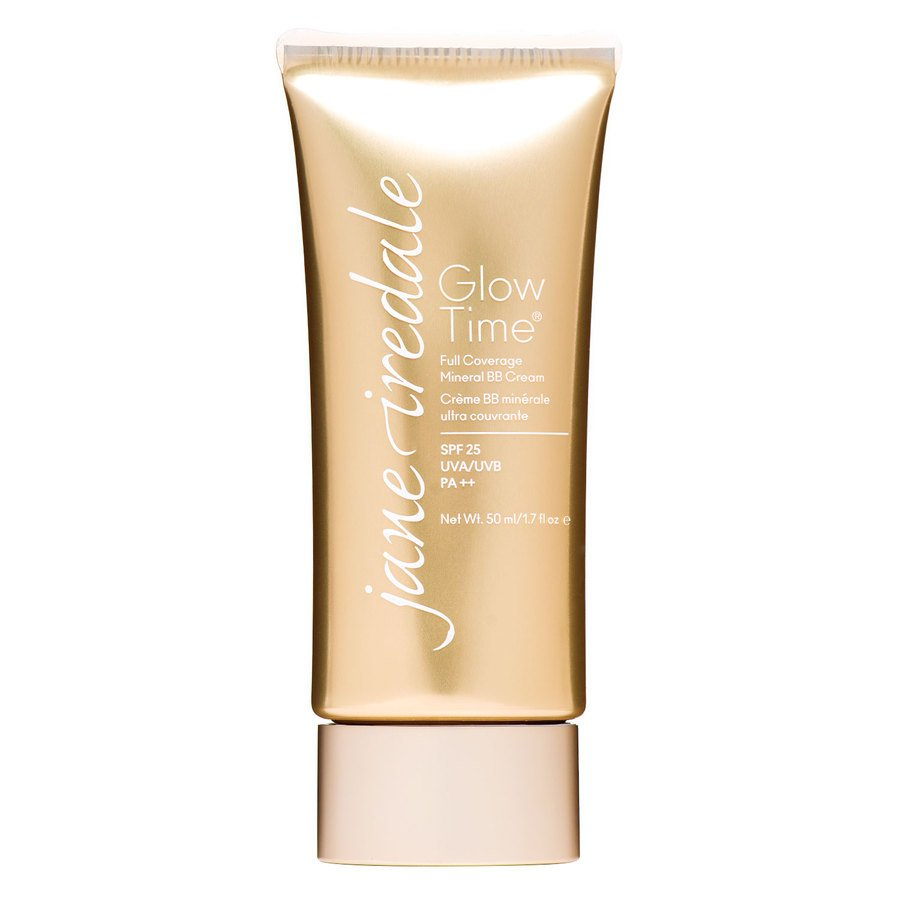 Jane Iredale Glow Time Full Coverage Mineral BB Cream Medium Medium-Dark BB7 50ml