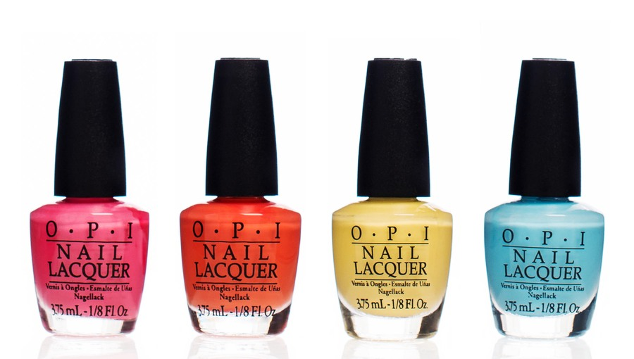 OPI Retro Summer Pack 4 Pieces DDR03 4 x 3,75ml