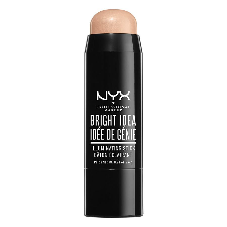 NYX Prof. Makeup Bright Idea Illuminating Stick Chardonnay Shimmer BIIS05 6g