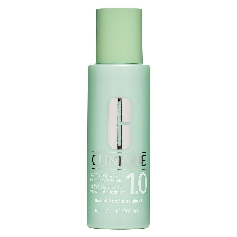 Clinique Clarifying Lotion Twice A Day Exfoliator 1.0 Alcohol-Free 200ml