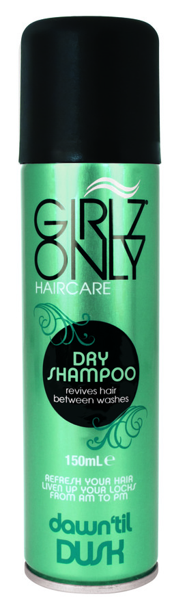 Girlz Only Dry Shampoo Dawn`til Dusk 150ml