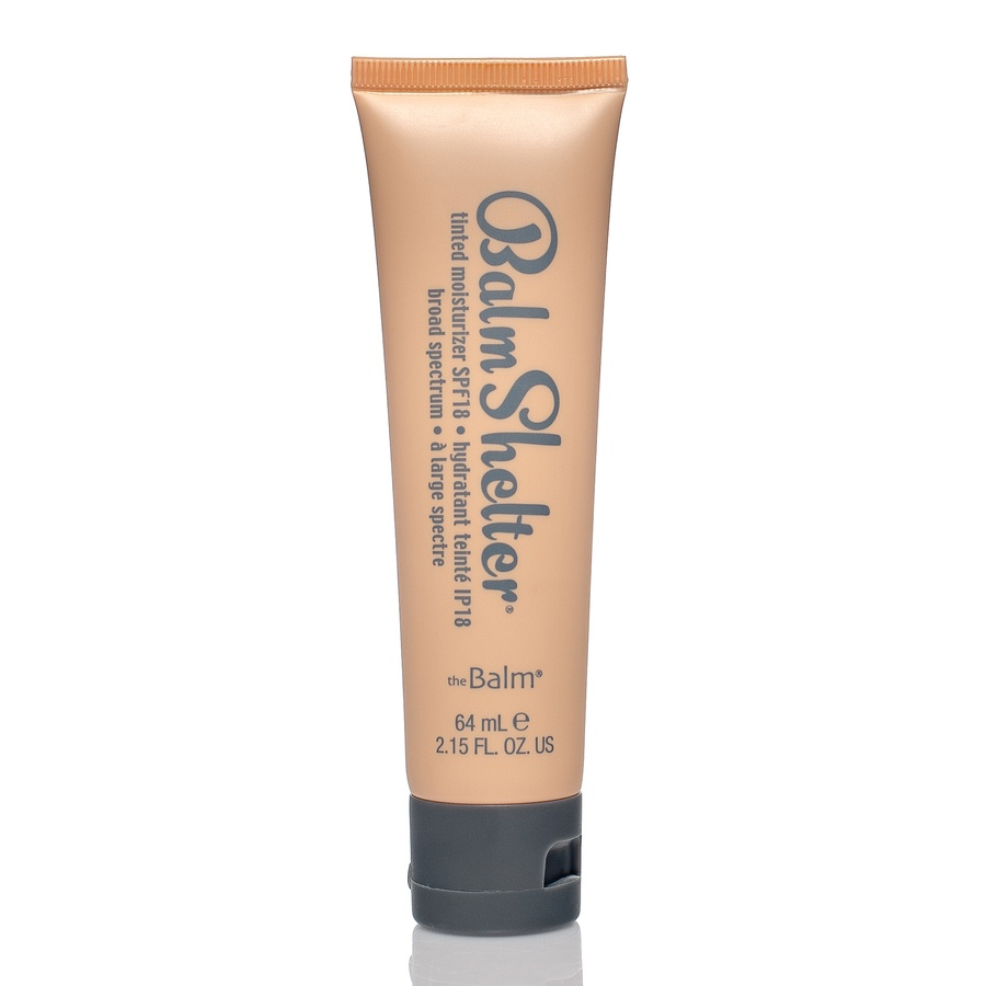 The Balm BalmShelter Tinted Moisturizer SPF 18 Medium/Dark 64ml