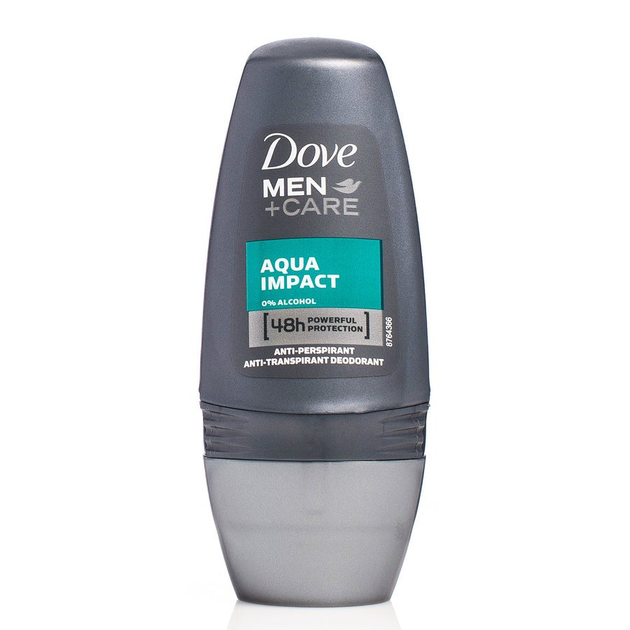 Dove Deodorant Roll On Aqua Impact 50ml