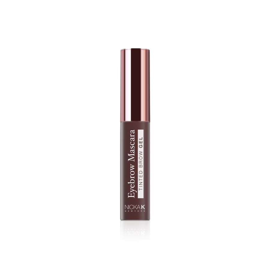 Nicka K New York Brow Gel Mascara Dark Brown