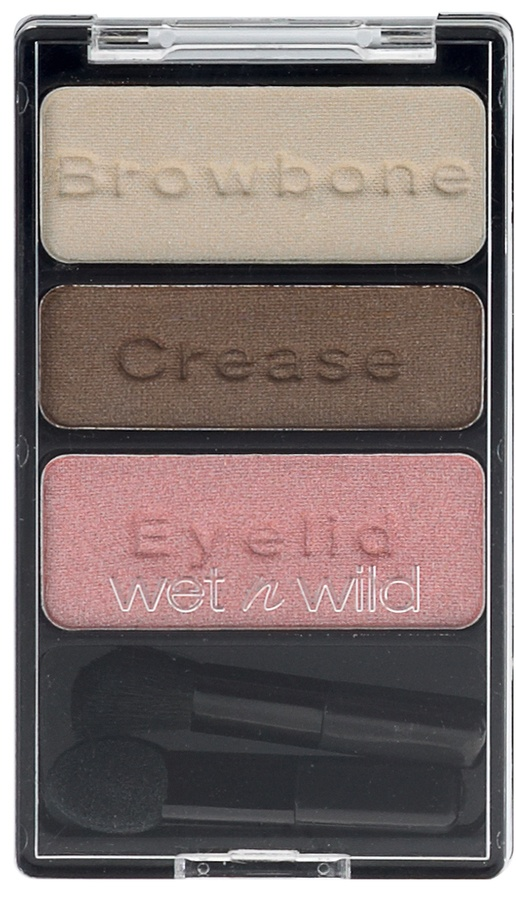 Wet`n Wild Color Icon Eyeshadow Trio Sweet As Candy E381B