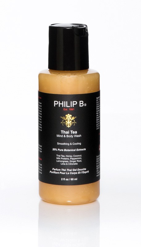 Philip B Thai Tea Mind & Body Wash60 ml