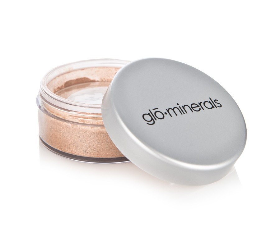 glóMinerals gloDust 24K Highlight Foundation Gold