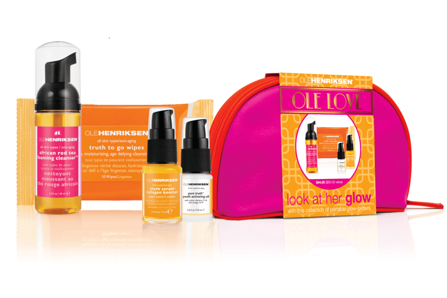 Ole Henriksen Holiday Radiance Booster Kit (Look At Her Glow)