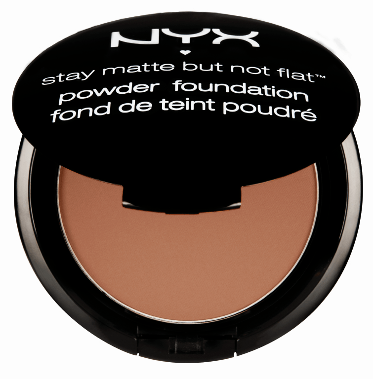 NYX Stay Matte But Not Flat Powder Foundation Cocoa SMP19