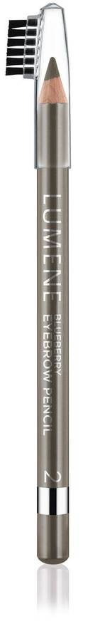 Lumene Blueberry Eyebrow Pencil 2 Grey Brown 1,1g