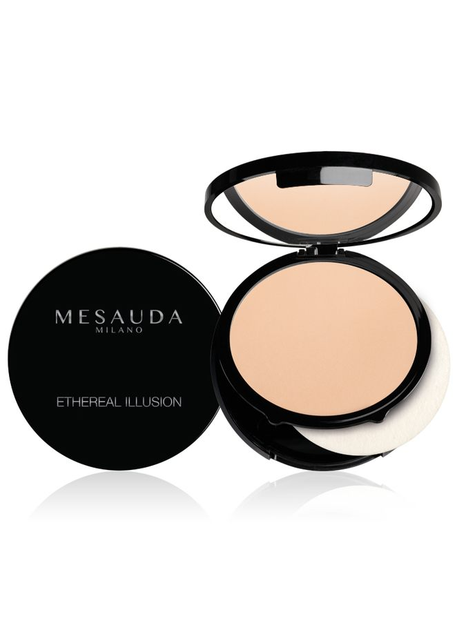 Mesauda Milano Ethereal Illusion Foundation 102 Vanilla