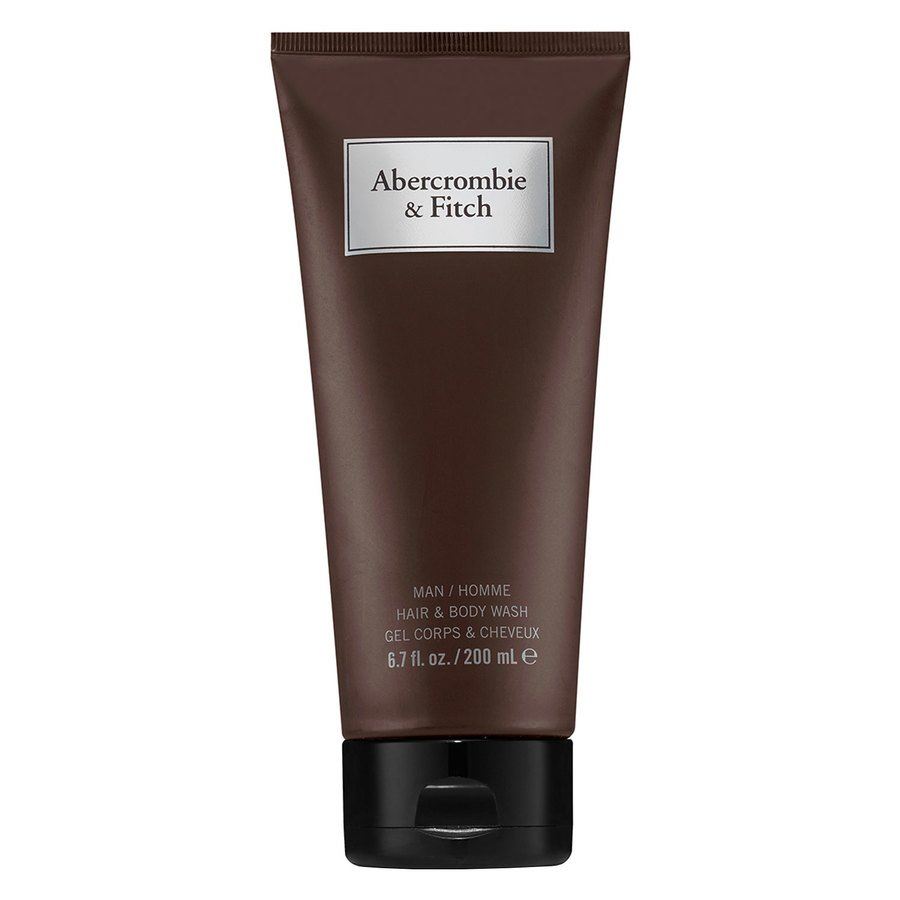 Abercrombie & Fitch First Instinct Men Hair And Body Wash 200ml