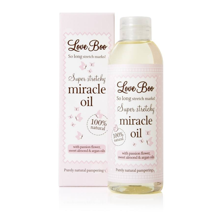 Love Boo Baby & Children Miracle Oil 100ml