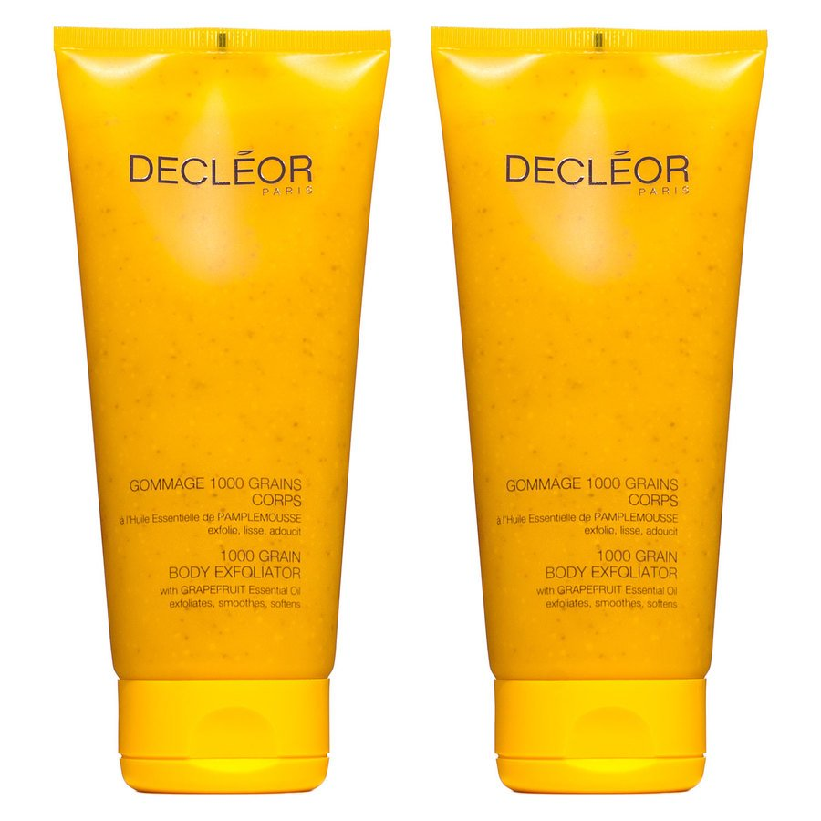 Decléor Sublime Body Prep Kit Exfolier 2 x 200ml