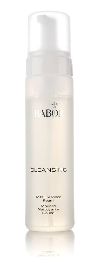 Babor Cleansing Mild Cleanser Foam 200ml