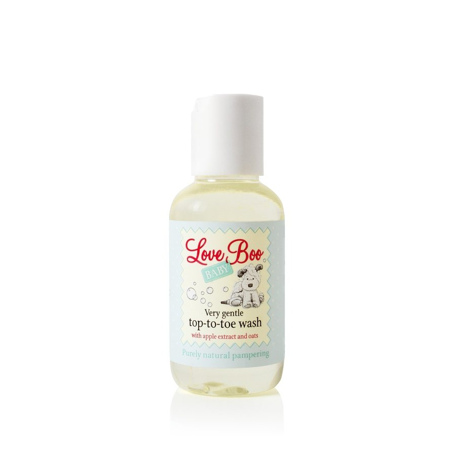 Love Boo Baby & Children Top-To-Toe Wash 250ml